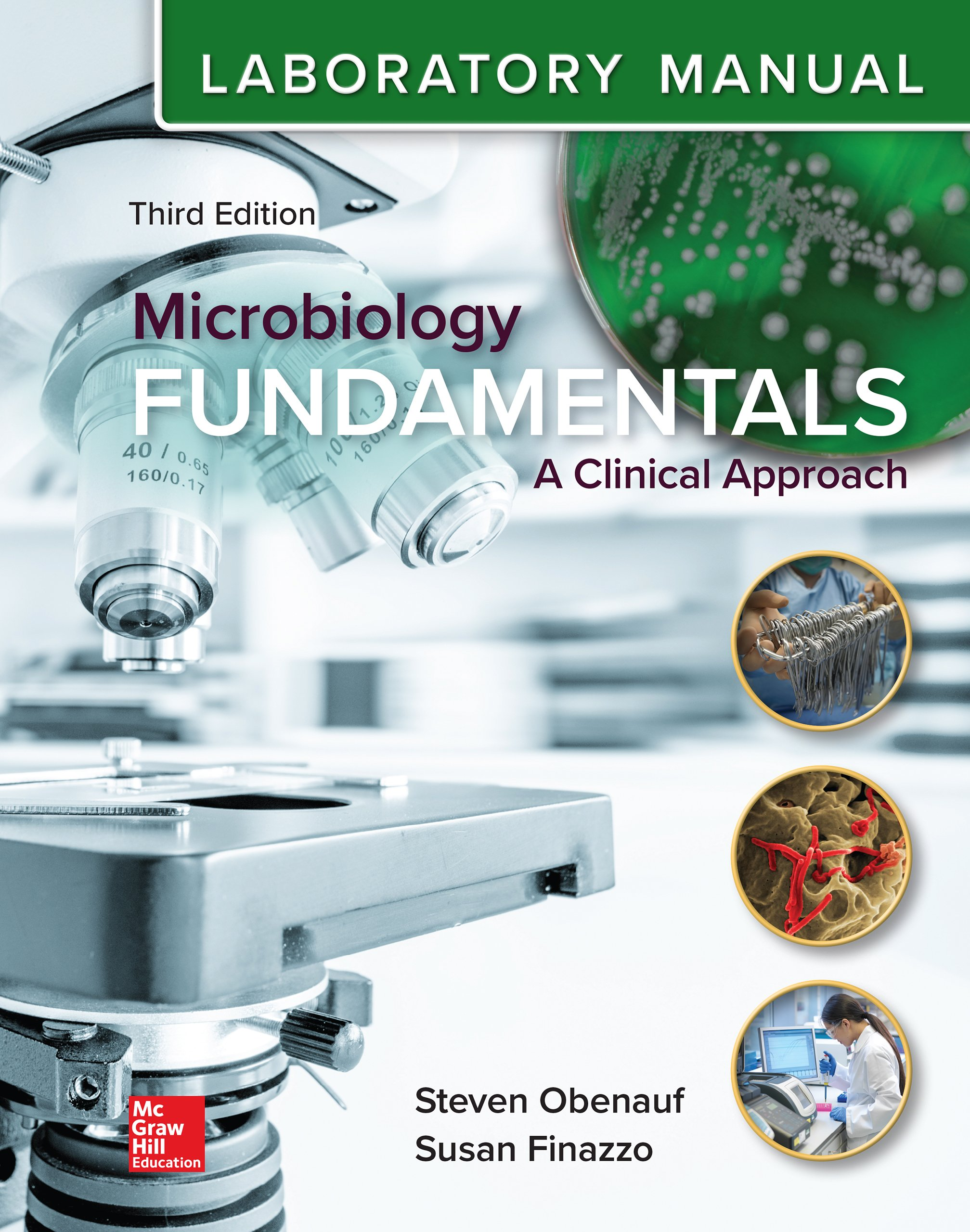Download Laboratory Manual For Microbiology Fundamentals: A Clinical Approach 
