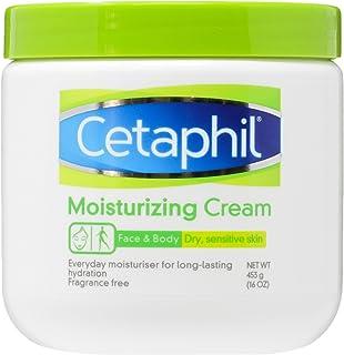 Cetaphil Moisturizing Cream, 453g (Pack of 2)