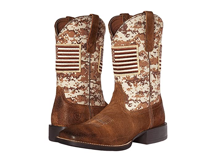 486a36635e72d Ariat Sport Patriot at Zappos.com