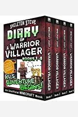 Diary of a Minecraft Warrior Villager - Box Set 1 - Ru's Adventure Begins (Books 1-4): Unofficial Minecraft Books for Kids, Teens, & Nerds - Adventure ... Noob Mobs Series Diaries - Bundle Box Sets) Kindle Edition
