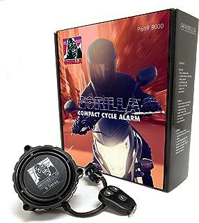 Gorilla Automotive 9000 Motorcycle Alarm with Remote Transmitter photo