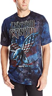 Men's Lynyrd Skynyrd True Red White and Blue T-Shirt
