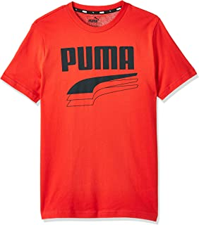 Puma Boy's Rebel T-Shirt