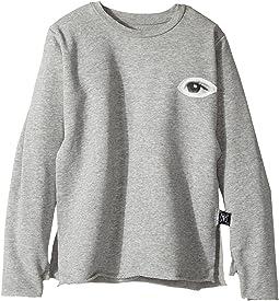 Nununu - Side Slit Sweatshirt (Little Kids)