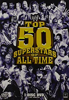Best wwe top 50 superstars of all time Reviews