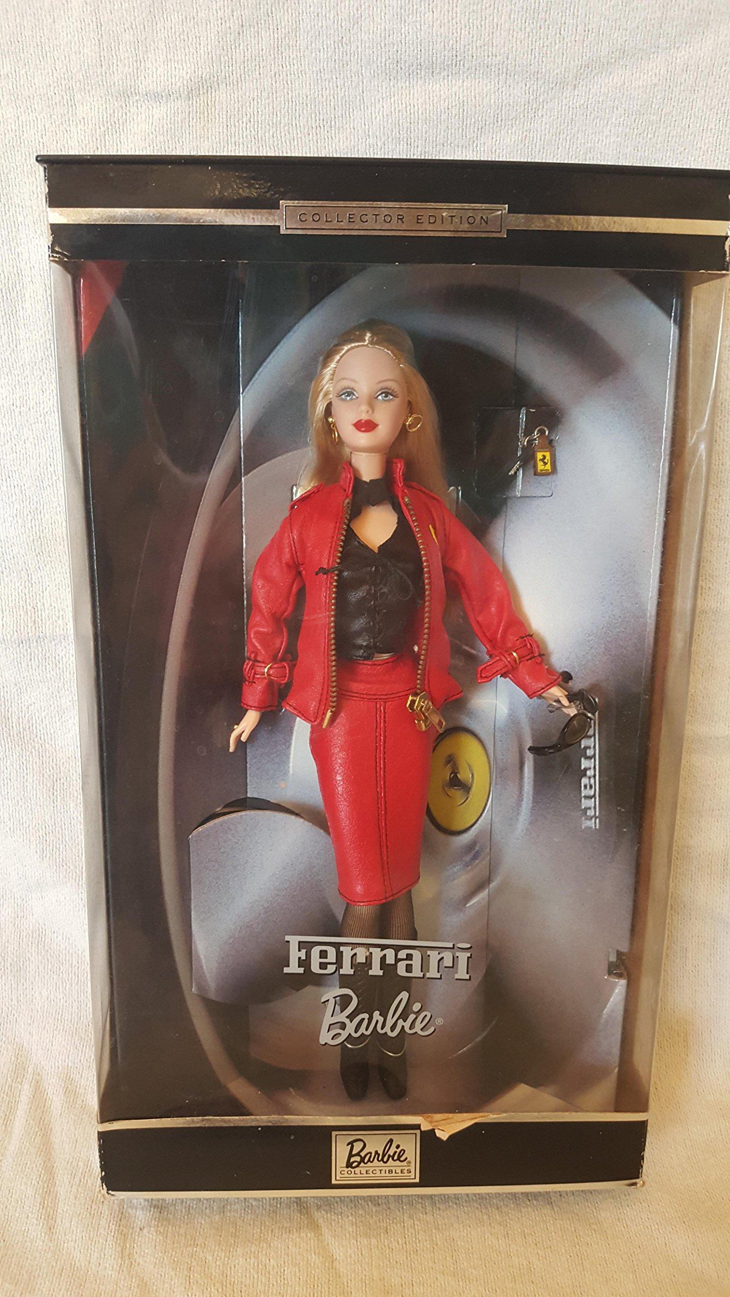Amazon Com Ferrari Barbie 2 Toys Games
