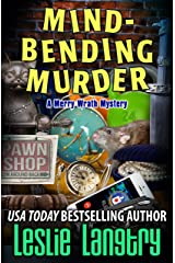 Mind-Bending Murder (Merry Wrath Mysteries Book 17) Kindle Edition