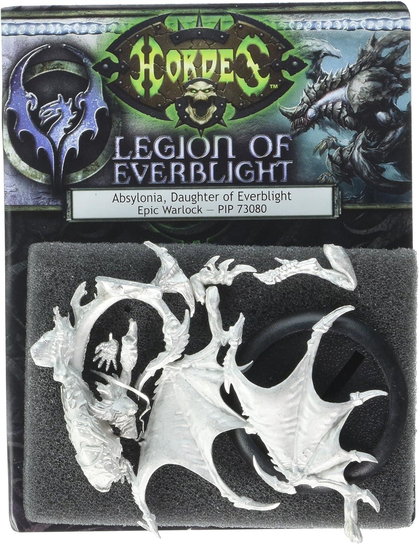 Unbekannt Privateer Press – Hordes Legion  absylonia Tochter von Everblight Model Kit B00NAFPS1I Verrückter Preis  | Günstige