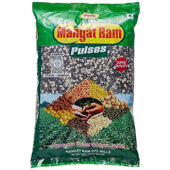 Mangat Ram Urad Chilka, 1kg