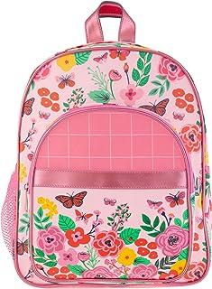 Stephen Joseph Unisex Kids Stephen Joseph Classic Backpack Stephen Joseph Classic Backpack, Floral, One Size, Butterfly Fl...