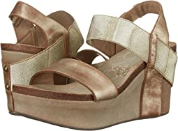 8c25745f852 Otbt womens bushnell wedge sandal