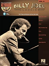 Billy Joel - Classics Songbook: Keyboard Play-Along Volume 8