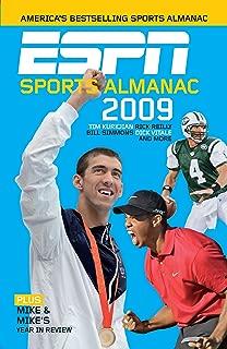ESPN Sports Almanac 2009: Plus Mike & Mike's Year in Review (ESPN INFORMATION PLEASE SPORTS ALMANAC)