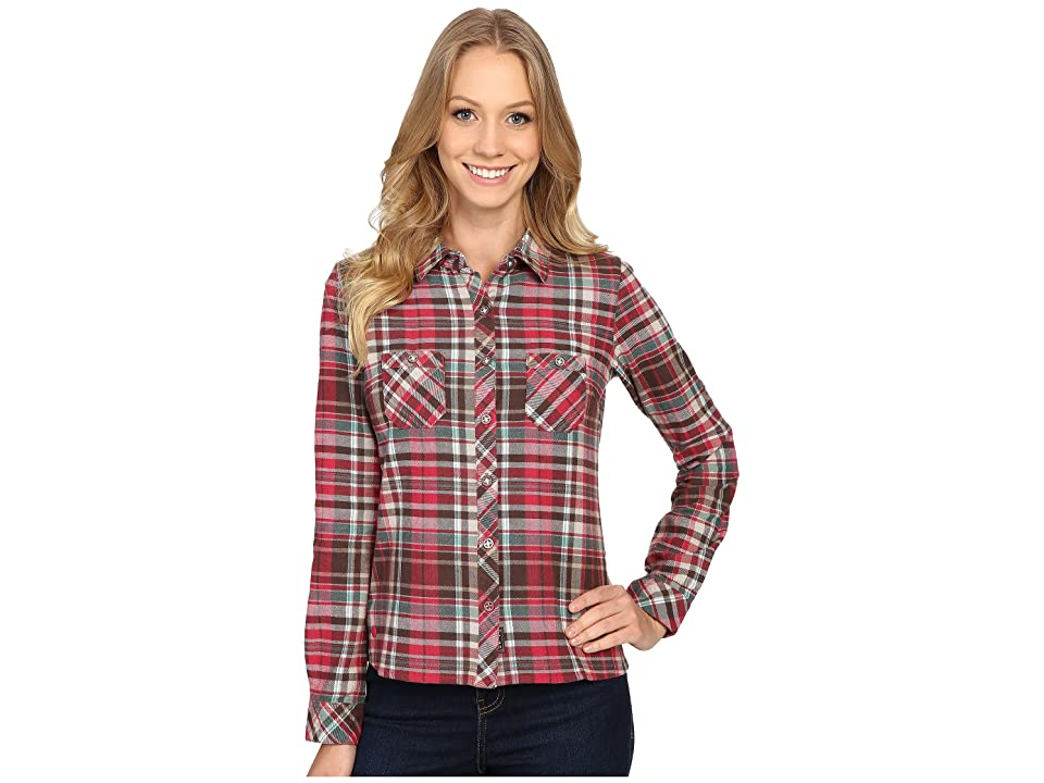 Outdoor Research Ceres Long Sleeve Shirt (Sangria) Women