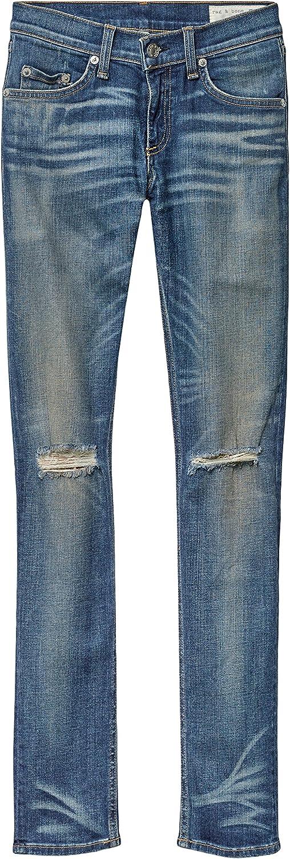 Rag & Bone Little Five Skinny Jeans