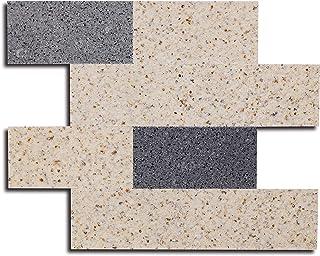 ARTESANIA MURO Adhesive Wall Tiles for Kitchen/Bathroom/Fireplace/Bedroom/Peel and