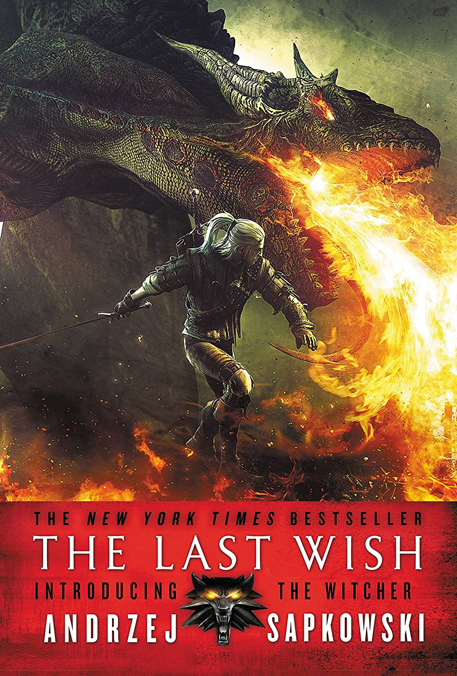 ウィスキーご意見テレビThe Last Wish: Introducing the Witcher (English Edition)