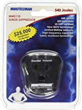 2NC3026 - Minuteman MMS Series Single Outlet Surge Suppressor