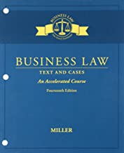 Bundle: Business Law: Text and Cases - An Accelerated Course, Loose-Leaf Version, 14th + MindTap Business Law, 1 term (6 months) Printed Access Card