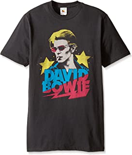 Men's David Bowie Adult Short Sleeve T-Shirt