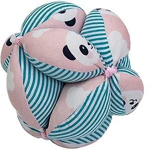 Borda y más Pelota Montessori de Tela para bebé. (Panda): Amazon ...
