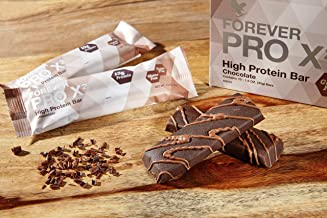 Forever Pro X2TM ChocolateA aE A High protein bar bars Estimated Price : £ 15,99