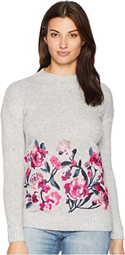 Penny Embroidered Sweater
