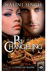 Otage du plaisir: Psi-Changeling, T5 Format Kindle
