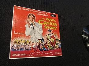 the eddie cantor story LP
