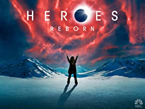 robbie kay heroes reborn