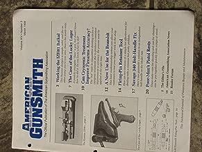 American GunSmith March 1999 Volume XIV Number 3