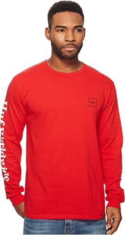 HUF - Domestic Long Sleeve T-Shirt