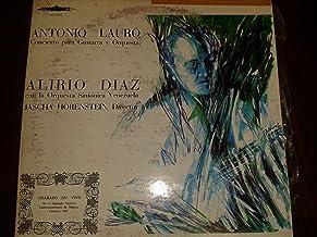 Antonio Lauro & Alirio Diaz Live 1957 LP