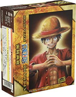 ensky Jigsaw Puzzle ONE Piece Portrait Monkey D. Luffy 300pcs