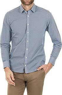 Blazer Men's Cole Long Sleeve Printed Shirt