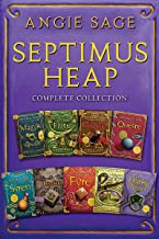 Septimus Heap Complete Collection: Books One Through Seven Plus The Magykal Papers and The Darke Toad