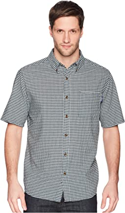 Woolrich - Classic Fit Weyland View Short Sleeve Shirt