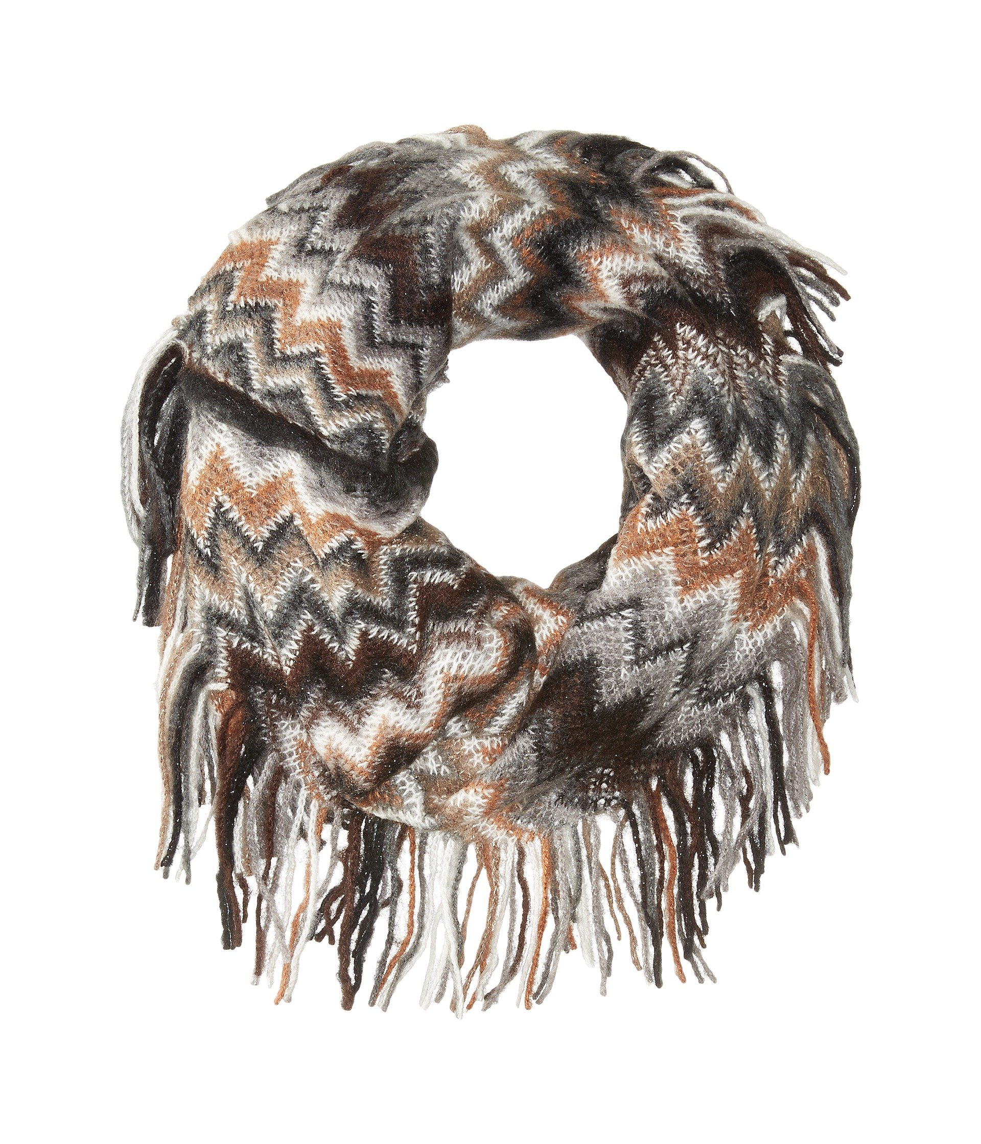 All Over Zigzag Snood