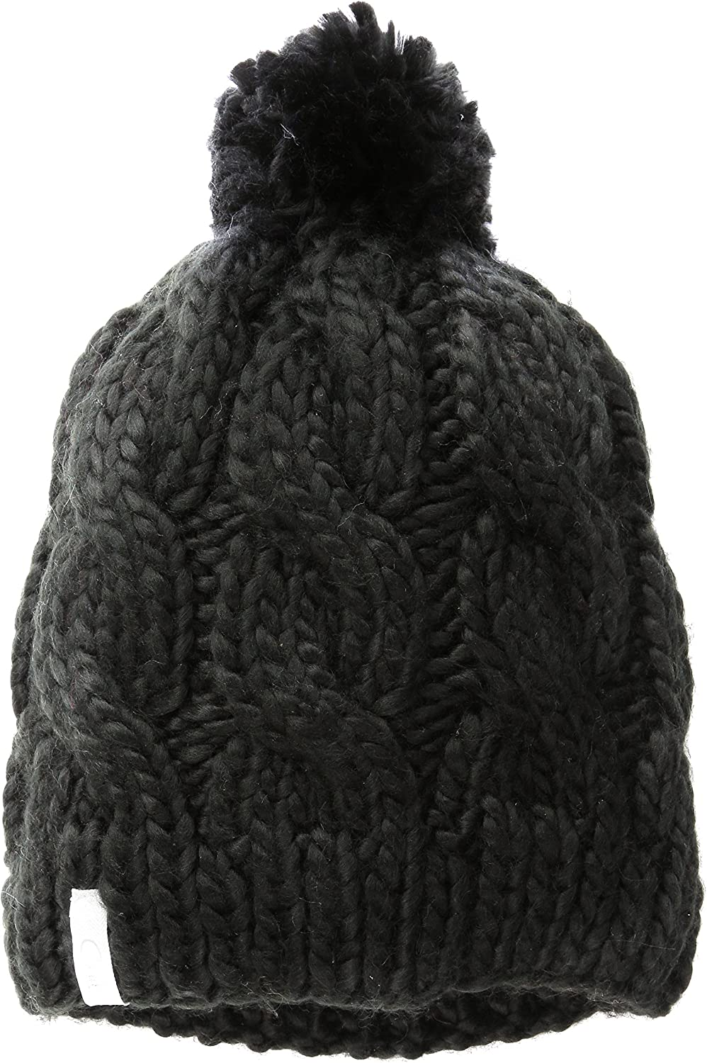 Coal Women's The Rosa Chunky Cable Clearance SALE! Limited time! A surprise price is realized Pattern Beanie Pom