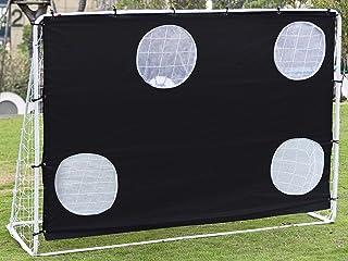 Ubon 3 in 1 Soccer Rebounder Net Soccer Taregt Goal for...