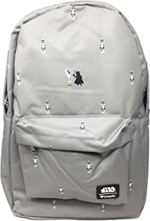 x Star Wars Stormtroopers and Darth Vader Print Backpack