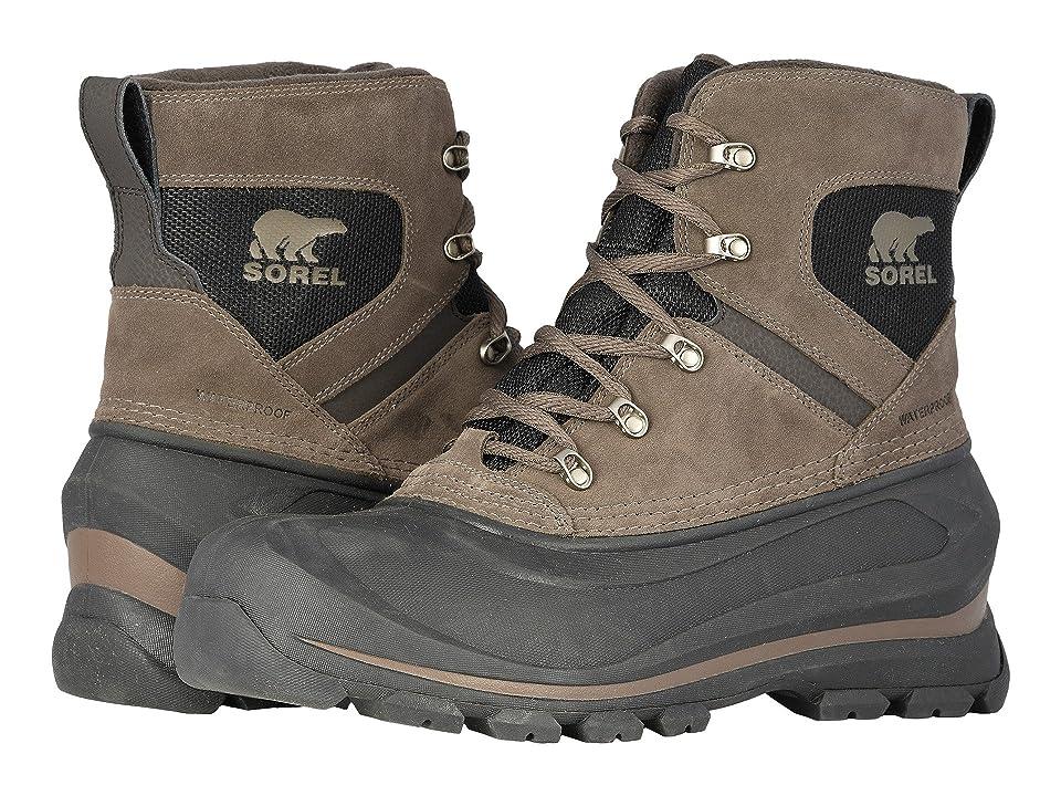 SOREL Buxton Lace (Black/Quarry) Men