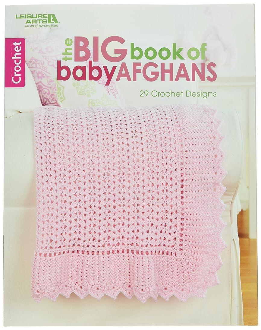 Leisure Arts Big Book of Baby Afghans Book