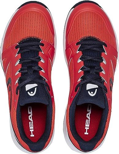 REVOLT PRO 2.5 JUNIOR neon rouge  dark bleu, taille 35