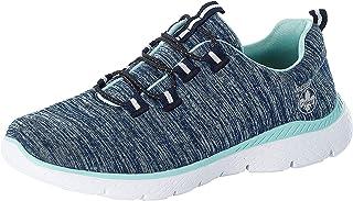 Rieker Damen Low-Top Sneaker M5050, Frauen Halbschuhe