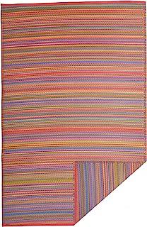 FAB HAB Multicolor Cancún (120cm x 180cm), Yute, 60 x 40 cm