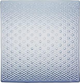 AdaCrazy Tappeti da bagno per tappetino da interno in flanella con motivo a pietra di orchidea impediscono lo spostamento e lo slittamento della stampa 3D super assorbente 60x40 cm