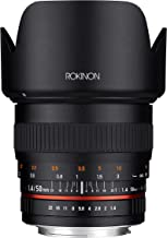 Rokinon 50mm F1.4 Lens for Nikon Digital SLR