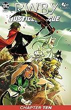 RWBY/Justice League (2021) #10 (RWBY (2019-))