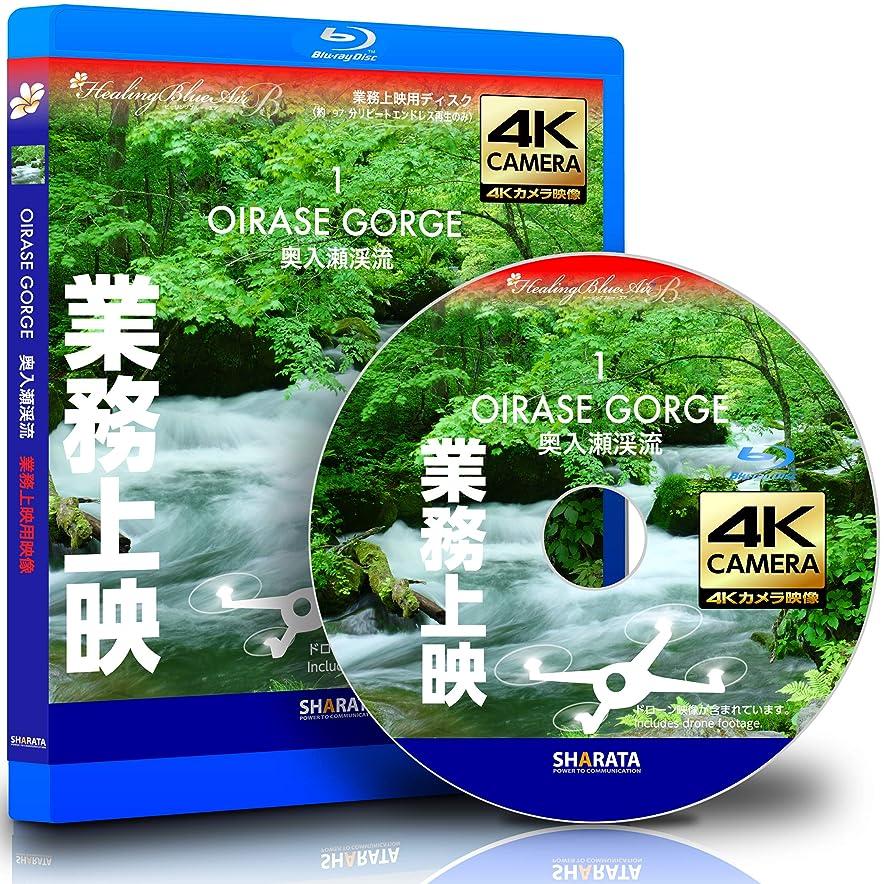 魅力的手当発明業務上映用ドローン × 4Kカメラ動画?映像【Healing Blue Air Bヒーリングブルー?エアB】奥入瀬渓流 新緑  1 OIRASE GORGE OF FRESH GREEN〈 動画約97分, approx97min.〉4Kカメラ映像  5.1ch [Blu-ray]